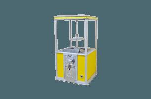 animals feed machines