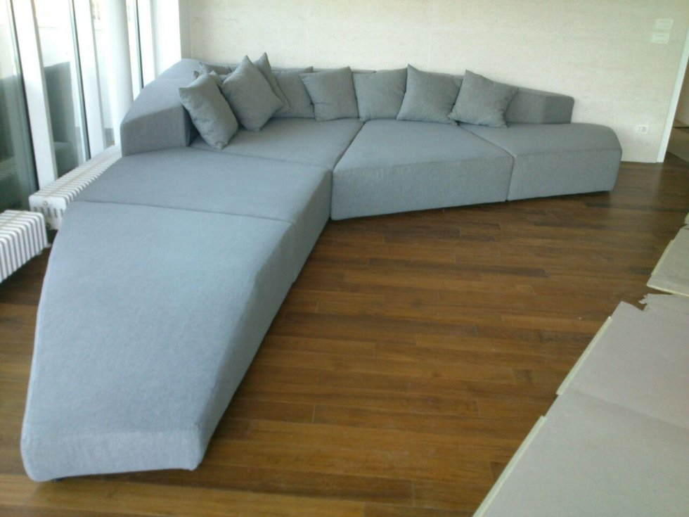 divano su misura