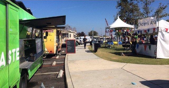 Alma Park Food Trucks