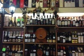 vini rossi e bianchi