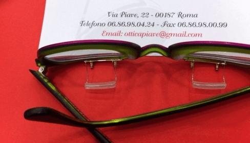 occhiali per ptosi
