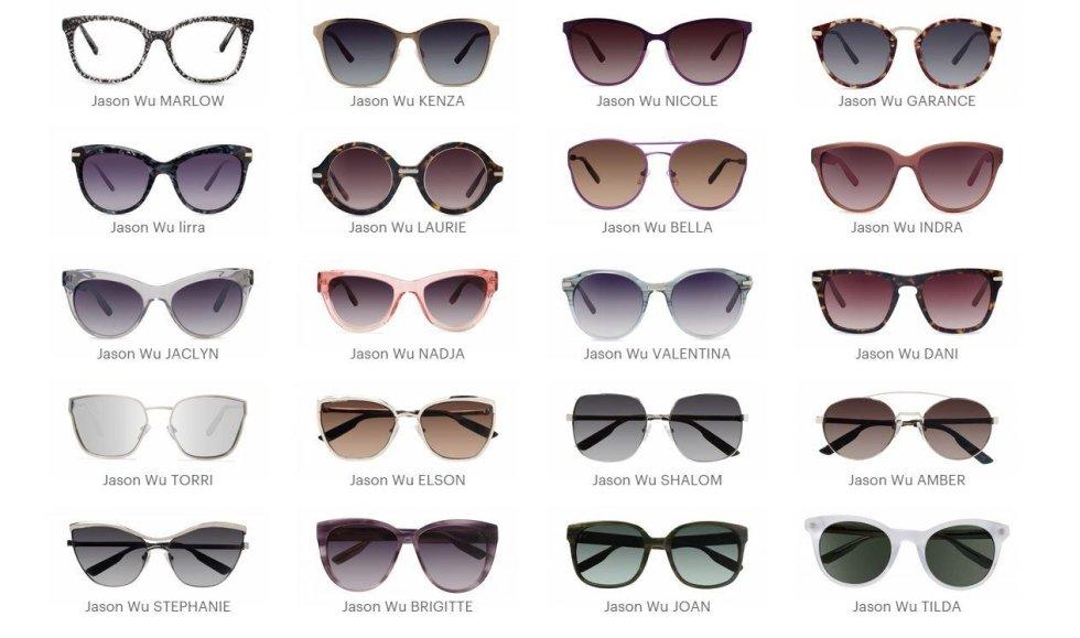 occhiali da sole modo