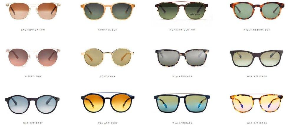 occhiali da sole etnia barcellona