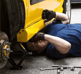 exhaust replacement and repair