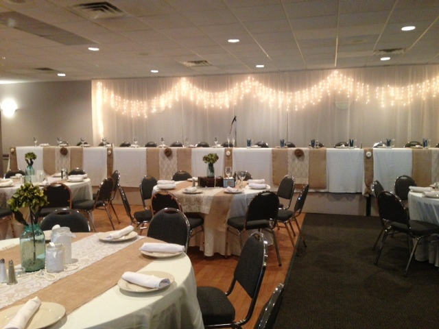 wedding reception in shawano wisconsin