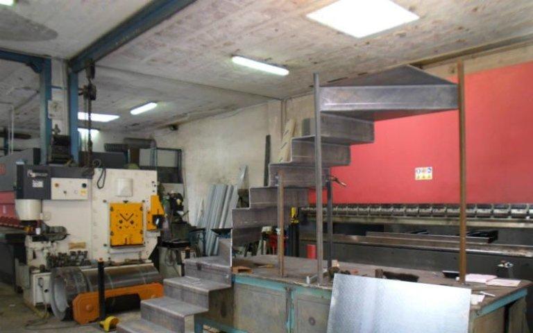 produzione scala 10 mm in ferro