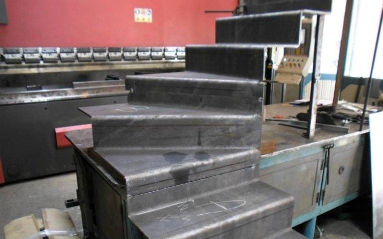 scale per esterni in ferro