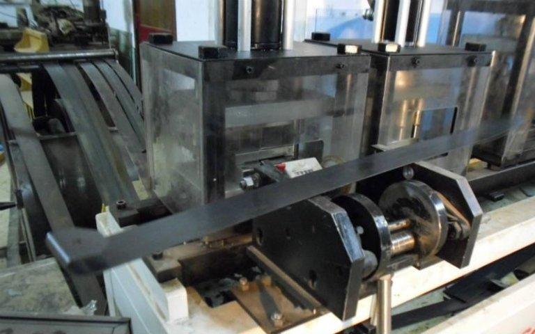 Macchine per lavorazione acciaio