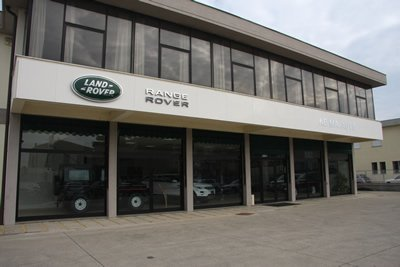 concessionaria Land Rover
