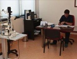 centro oculistico, diagnosi cheratocono, patologie retiniche