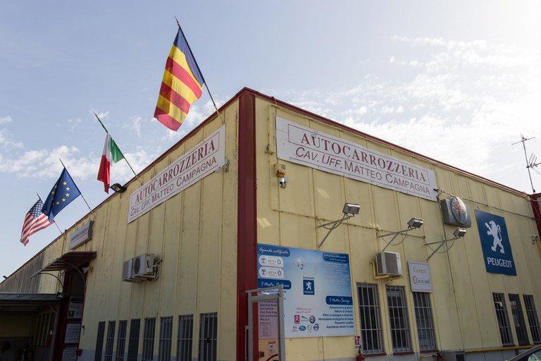 Autocarrozzeria Matteo campagna - Salerno