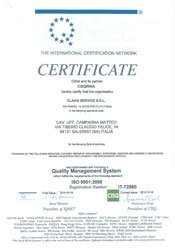 Carrozzeria Matteo Campagna- Certificati -  Salerno