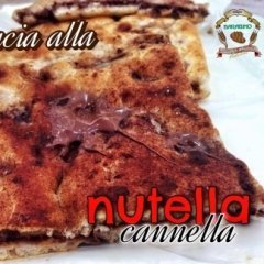 NUTELLA E CANNELLA