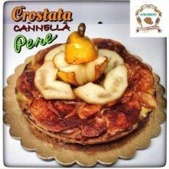 Crostata Cannella Pere