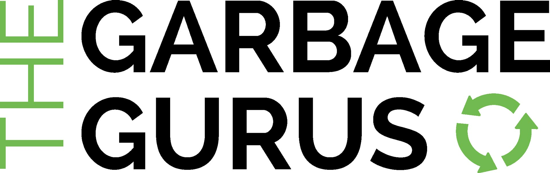 the garbage gurus logo
