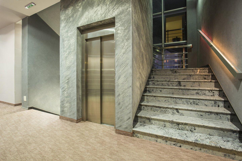 L'ascensore ad Aversa e provincia di Caserta