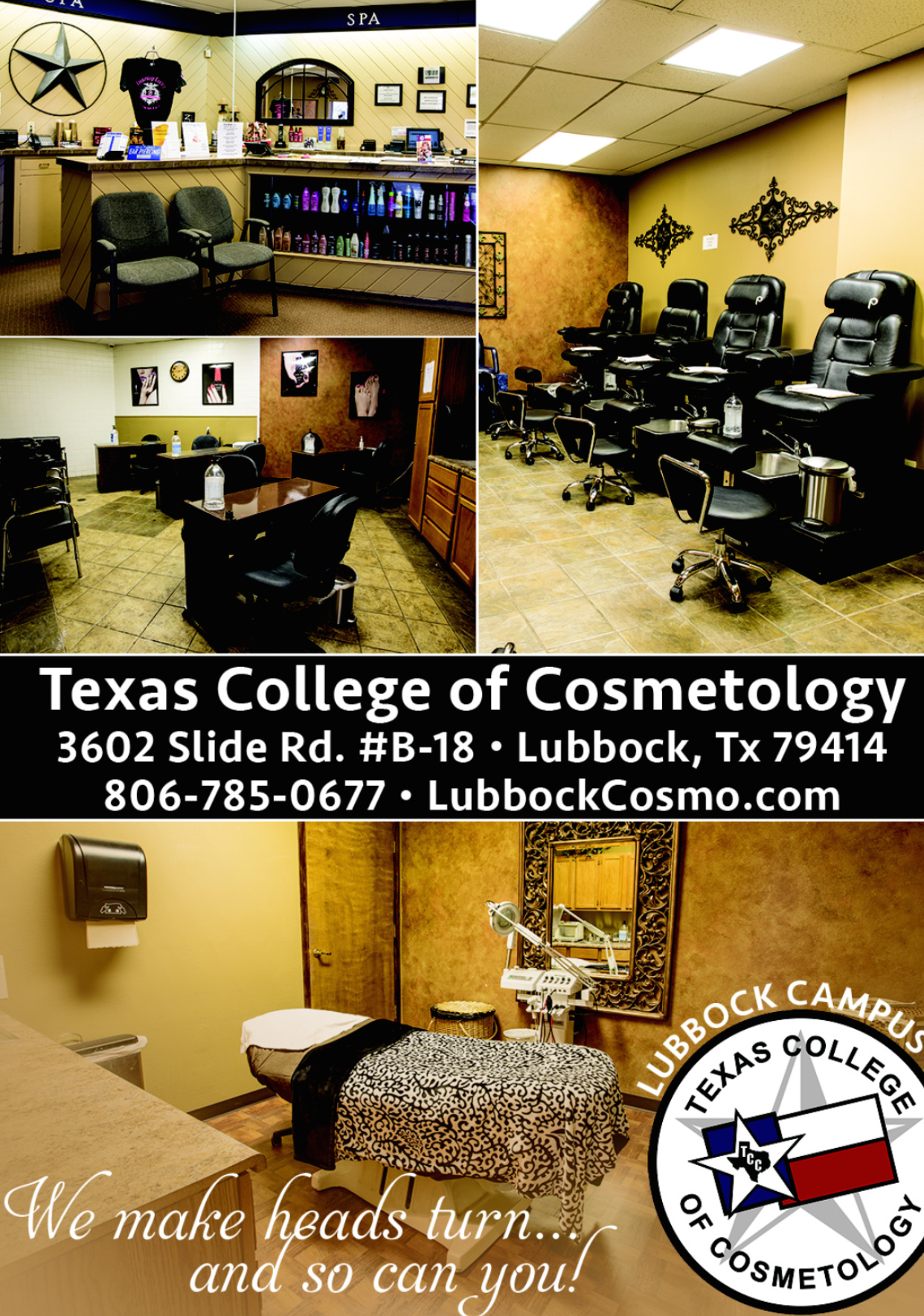 Texas College of Cosmetology Lubbock Campus