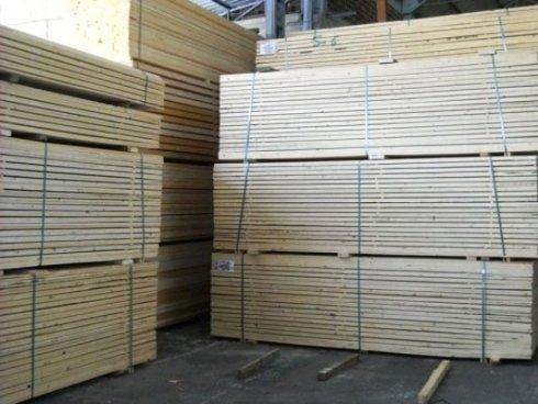 Bancali di legno