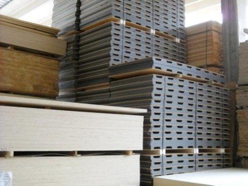 Fogli di legno
