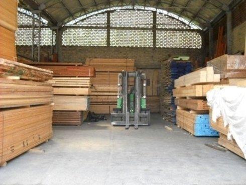 Deposito legna