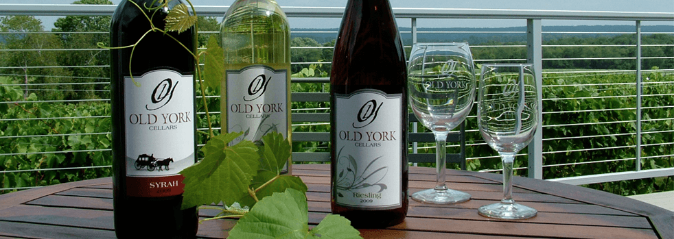 wine by old york winery