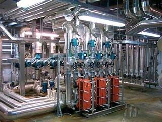 Centrali termiche complessi industriali