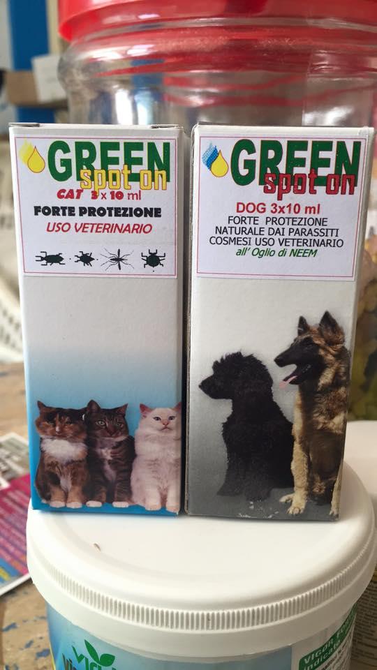 protezione insetti per cani