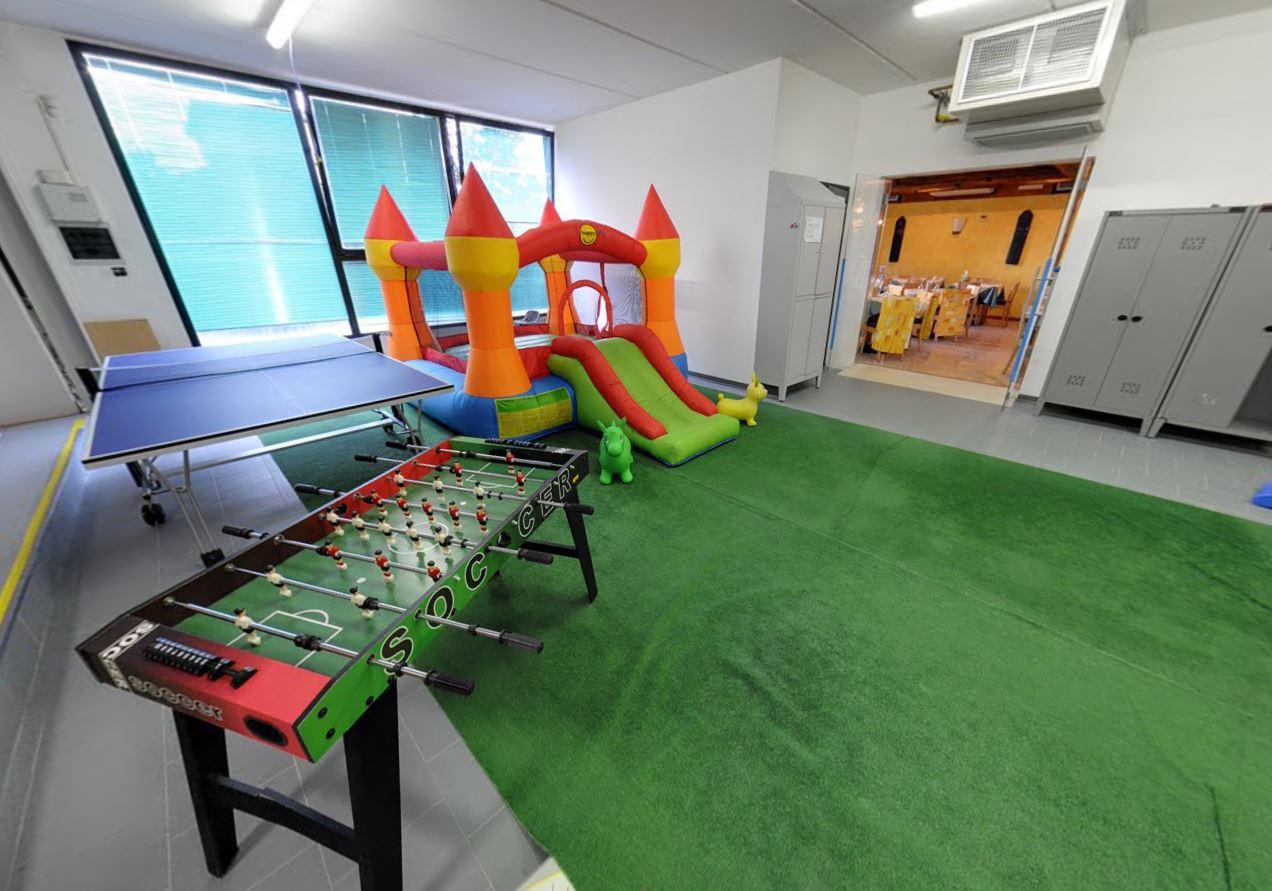 area giochi ristorante