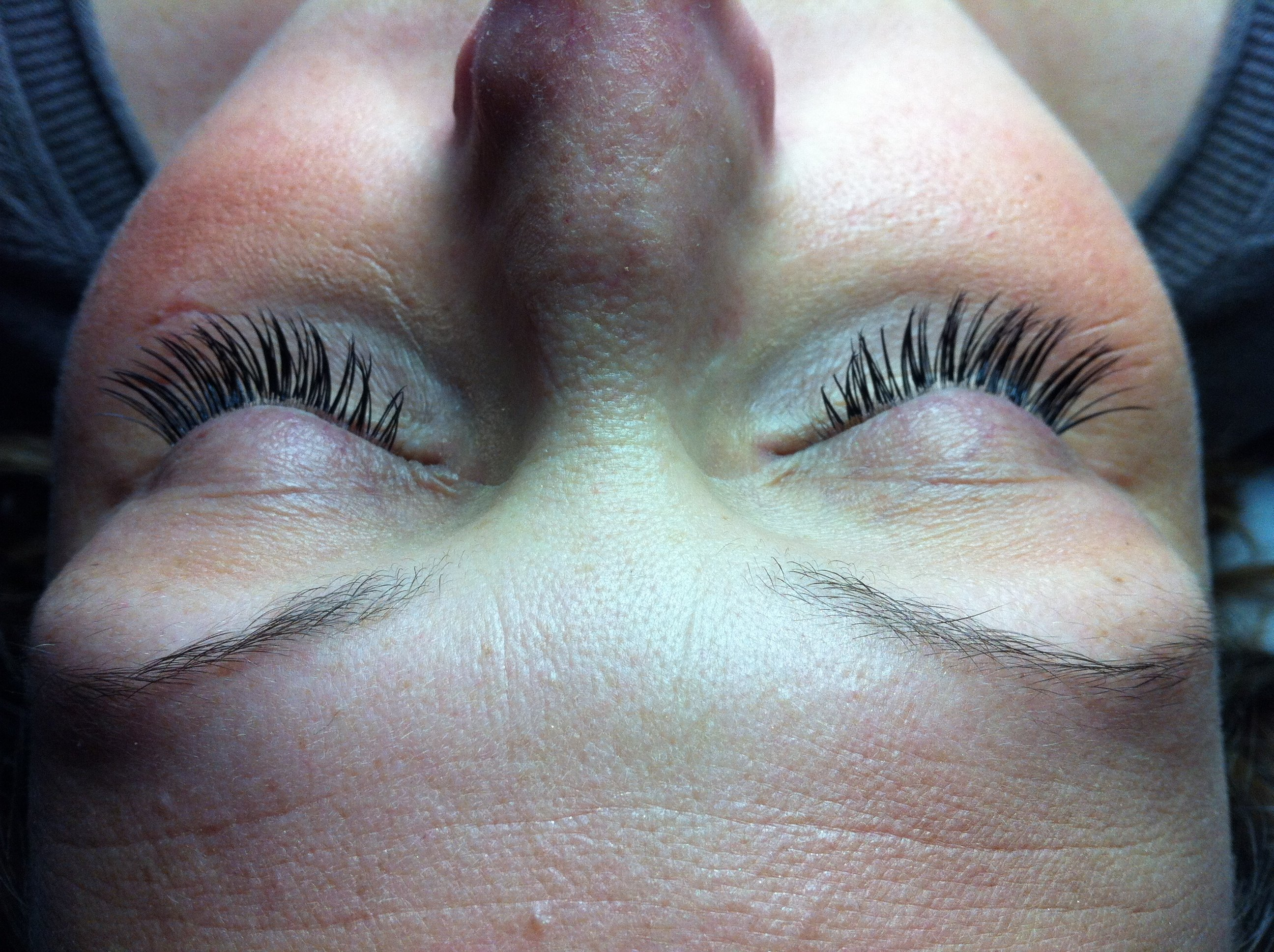 After Lash Perfect lash extensions