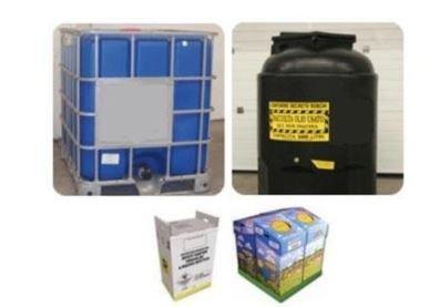 contenitori microraccolta