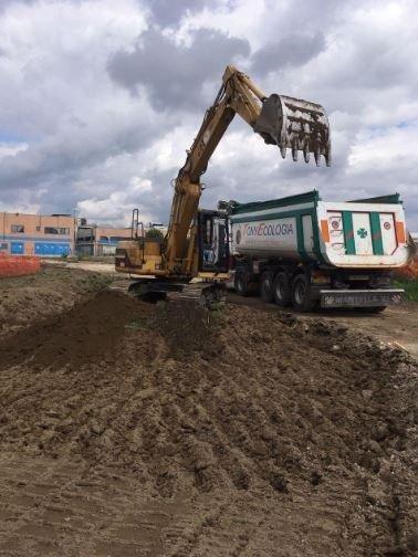 movimento terra costruzione e smaltimento 1