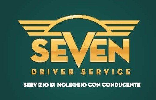 SEVEN driver service-logo