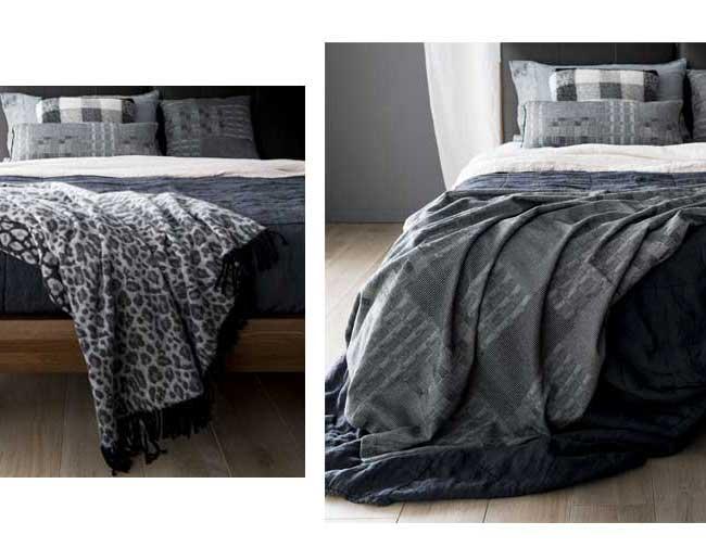 Biancheria per la casa bologna ugo home - La fabbrica del lino letto ...