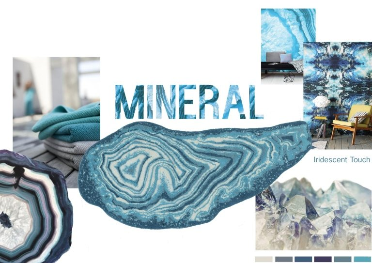 Tappeto Mineral