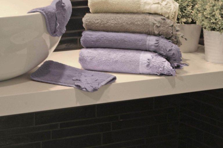 Asciugamano La FBBRICA del LINO