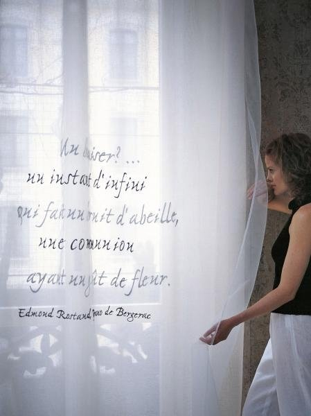 Tenda lino Edmond Rostand