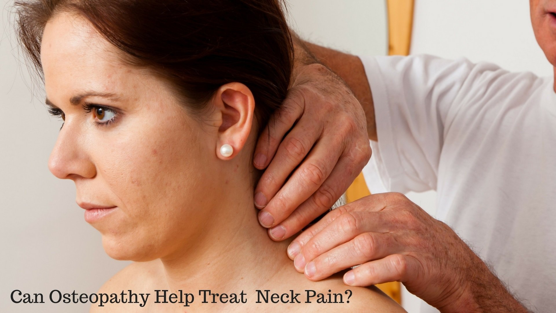 Neck pain, osteopathy, sports massage, Leagrave Therapy Clinic, Luton