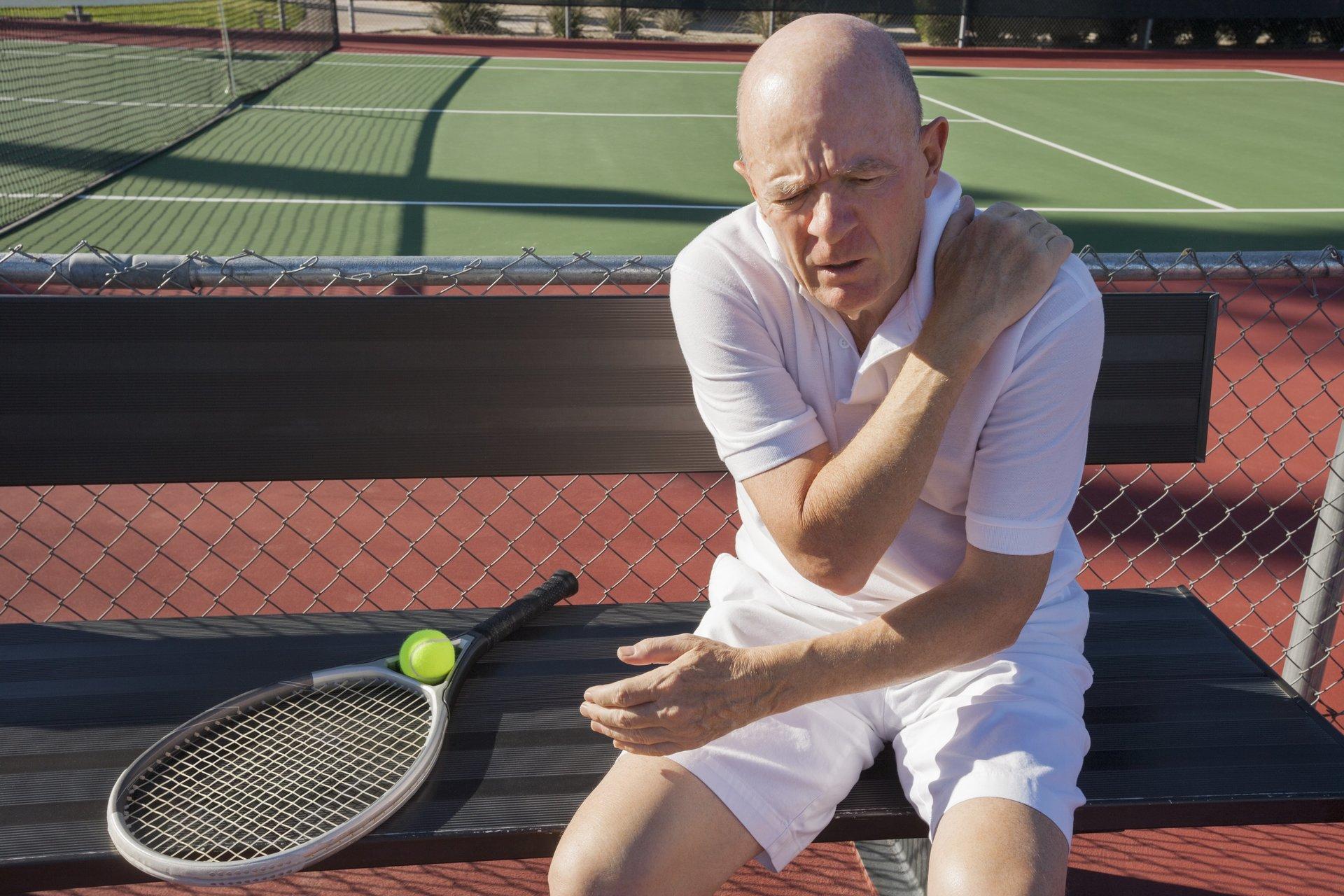 Tennis elbow pain, osteopathy, sports massage, Luton, Leagrave