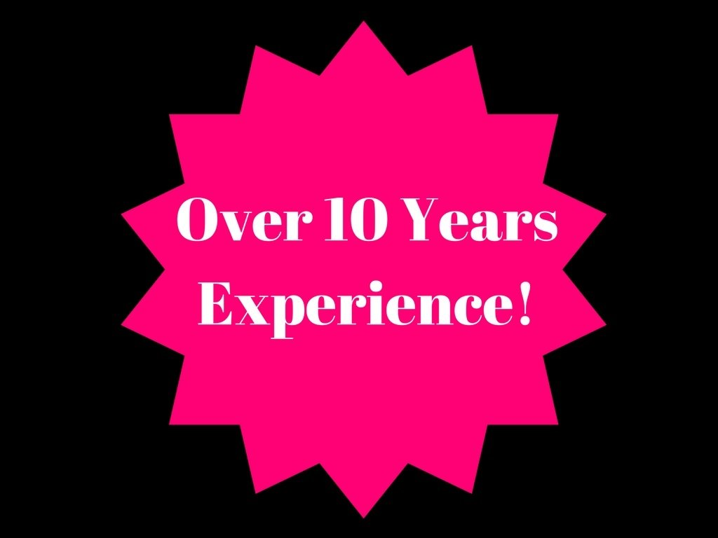 0ver 10 years experience sports massage