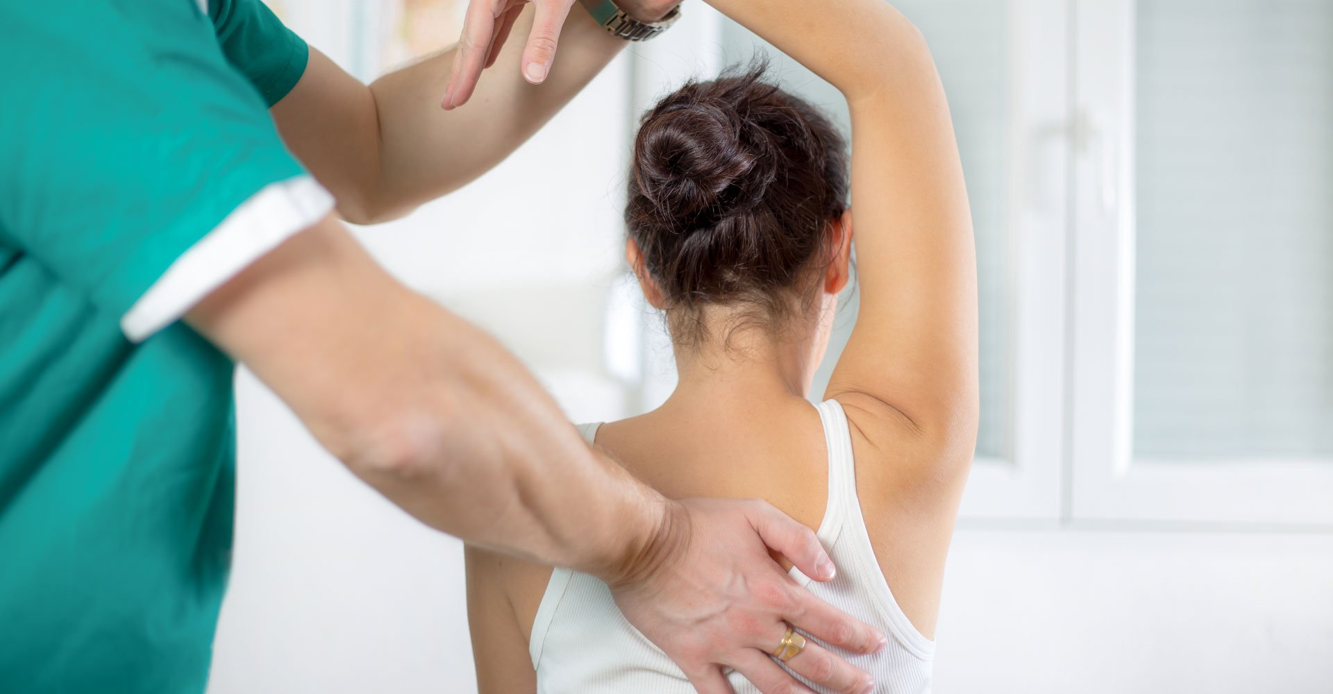 Shoulder pain physiotherapy Luton
