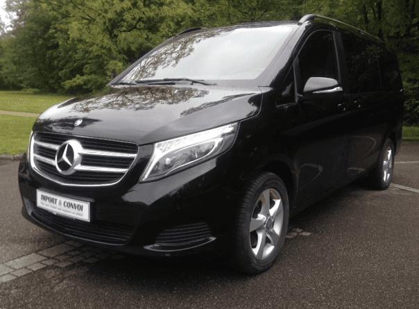 Mercedes car for hire
