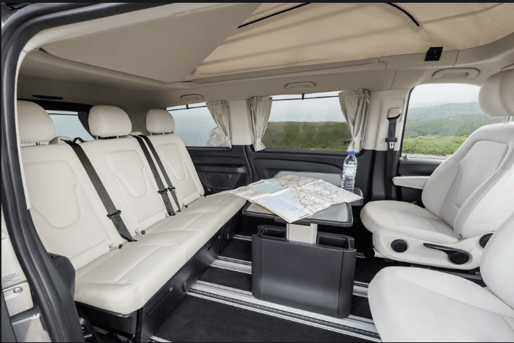 multi-seater limousines