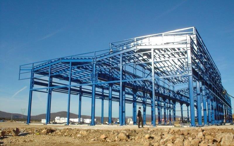 struttura per capannone