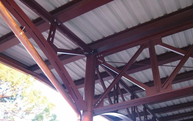 copertura alluminio