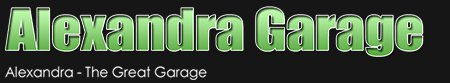 Alexandra Garage logo