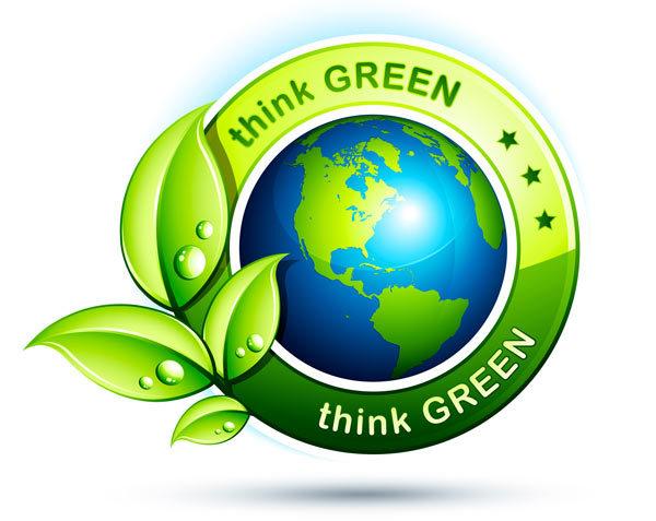 Lightbulbs powered by green energy