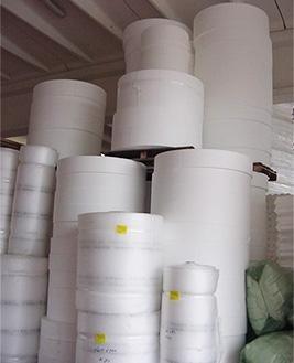 materiale plastico imballaggio