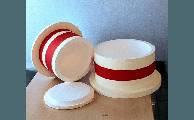 piani torte in polistirolo