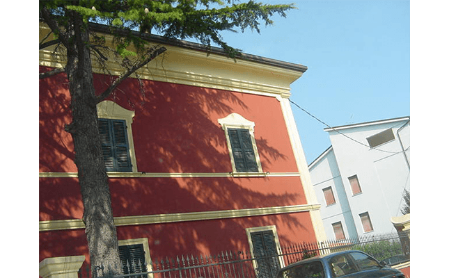 cornici polistirolo per finestre