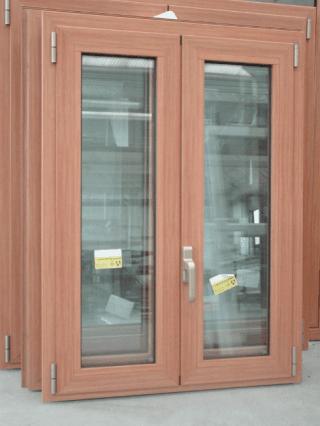 Serramenti in legno e alluminio borgo ticino novara - Doppi vetri per finestre ...